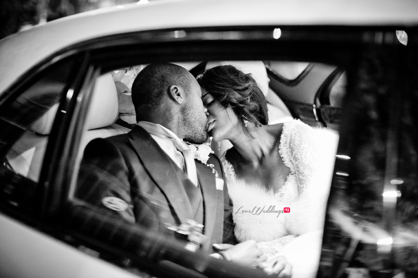 LoveweddingsNG presents Tsola & Ivie's Classic Glam Wedding