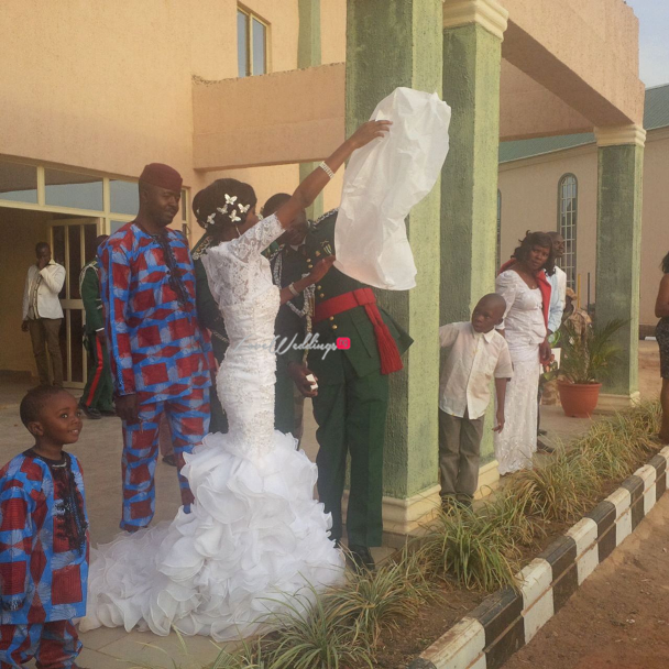 LoveweddingsNG White Wedding Ade and Bunmi15