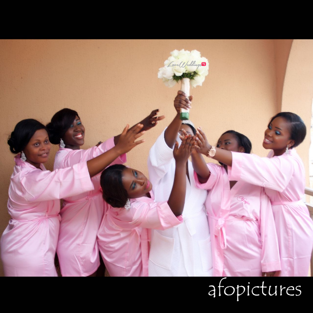 LoveweddingsNG White Wedding Ife and Tobi1