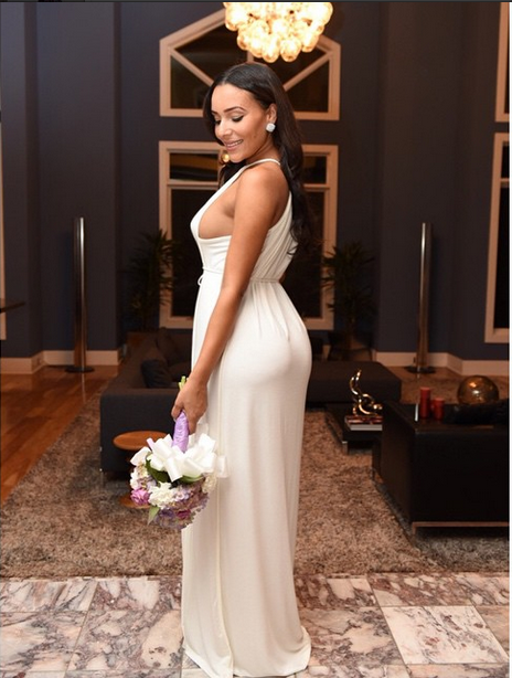 Ludacris and Eudoxie Wedding LoveweddingsNG1