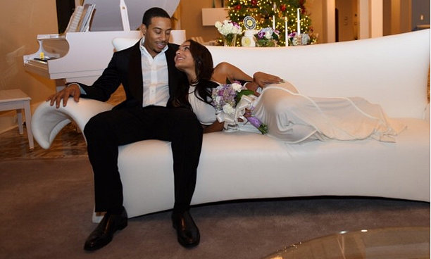 Ludacris and Eudoxie Wedding LoveweddingsNG3