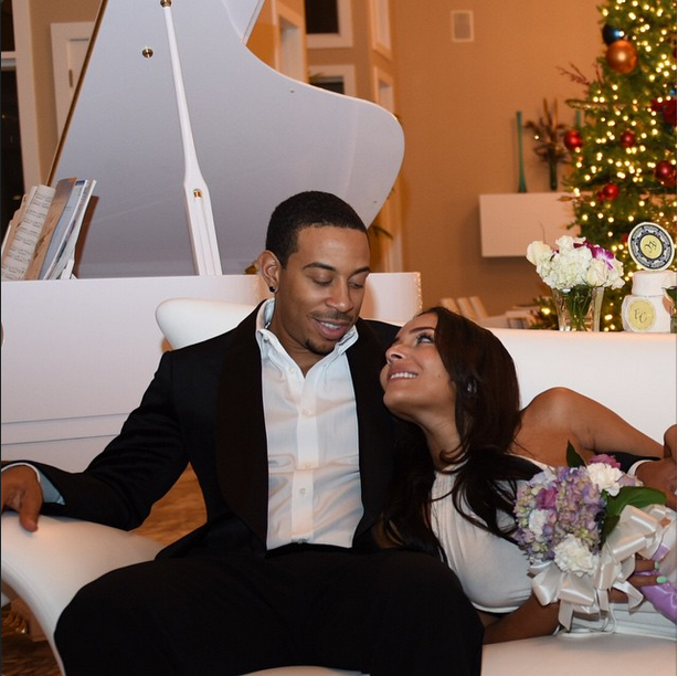 Ludacris and Eudoxie Wedding LoveweddingsNG4