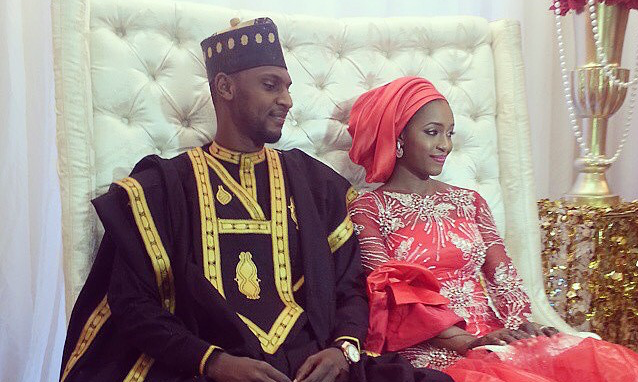 Royal Wedding: Magaji of Kaikai weds