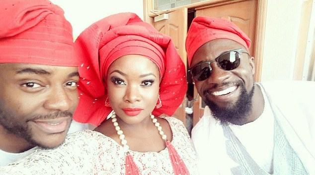 Michael Demuren Traditional Wedding - Ebuka, Toolz, Olamide Adedeji
