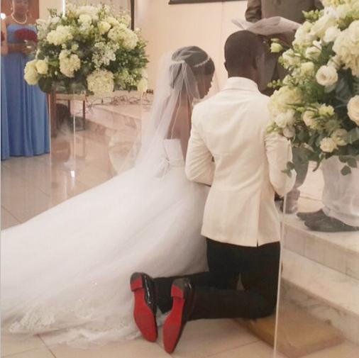 Michael Demuren Wedding Dubai LoveweddingsNG