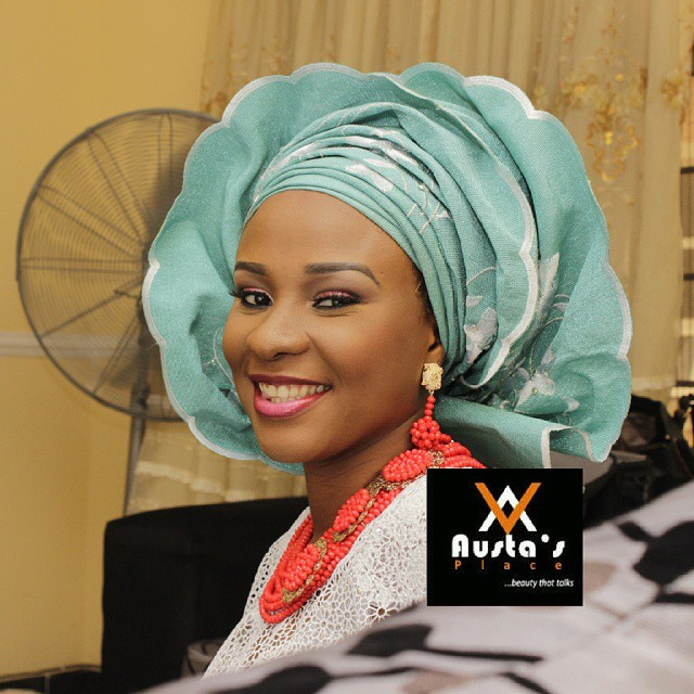 Nigerian Traditional Wedding Makeup - Austas Place LoveweddingsNG1