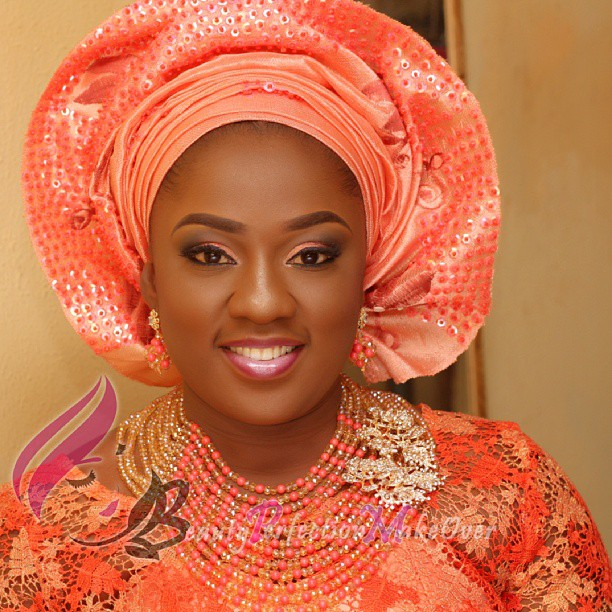 Nigerian Traditional Wedding Makeup - Beauty Perfection Makeover LoveweddingsNG