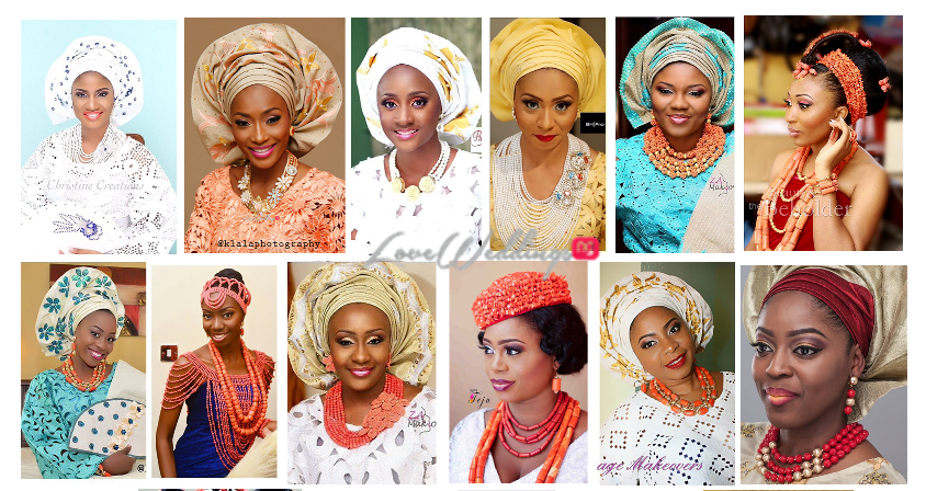 Traditional Bridal Looks We Love | Volume 3