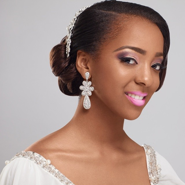 Nigerian White Wedding Makeup - Faces of Bodin LoveweddingsNG