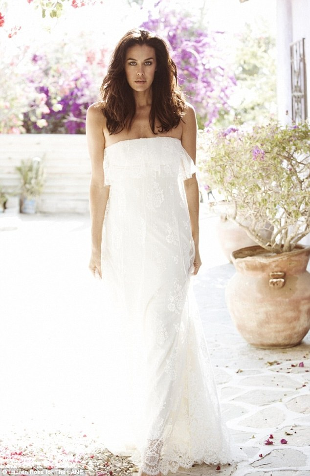 The Lane Bridal Wear - Megan Gale and Pia Miller LoveweddingsNG1