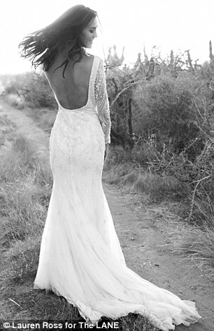 The Lane Bridal Wear - Megan Gale and Pia Miller LoveweddingsNG10
