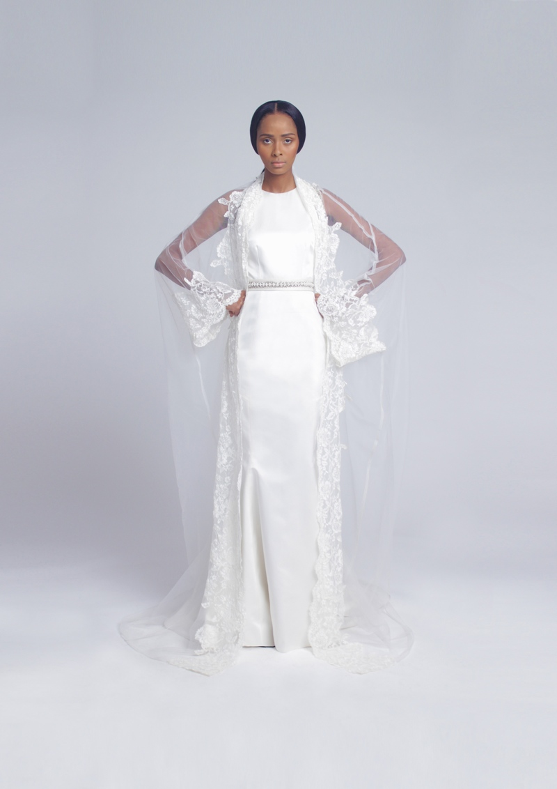 Tsemaye Binitie Atelier Bridal 2015 Capsule Collection LoveweddingsNG