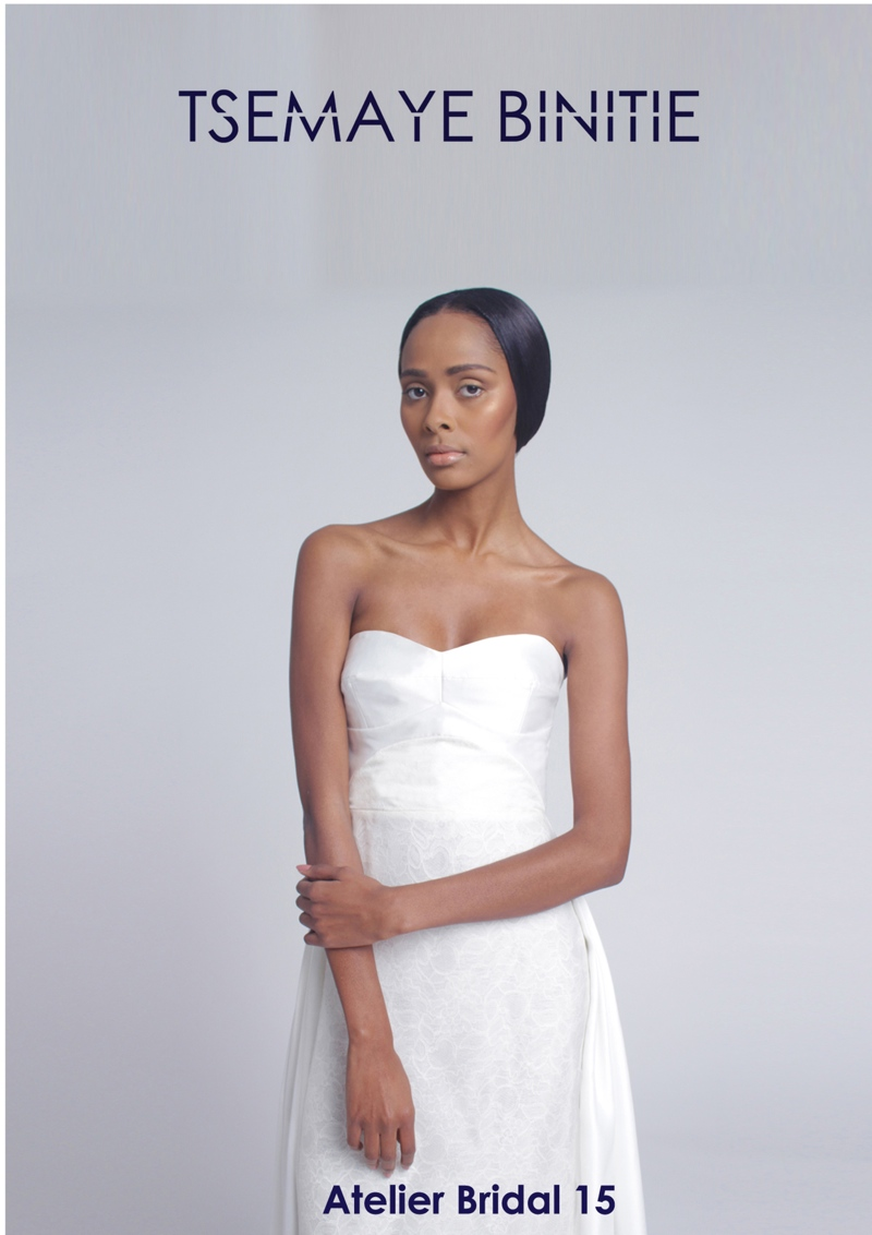 Tsemaye Binitie Atelier Bridal 2015 Capsule Collection LoveweddingsNG7