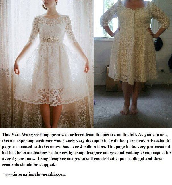 Wedding Dress - What You Ordered vs What Came4
