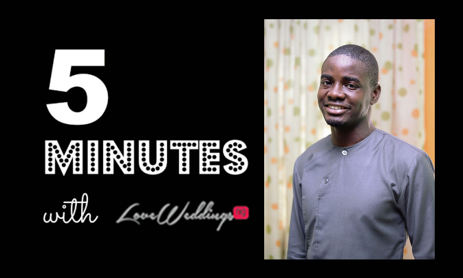 5 Minutes with Gbenga Dada | Artsmith Collections