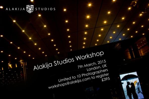 Alakija Studios Photography Workshop in London – March 7 2015