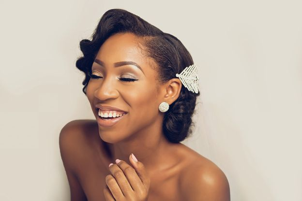 Bridal Makeup Inspiration - Doranne Beauty LoveweddingsNG8