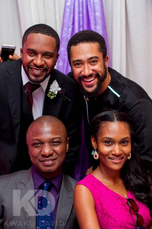 Chris Attoh Damilola Adegbite Wedding LoveweddingsNG2