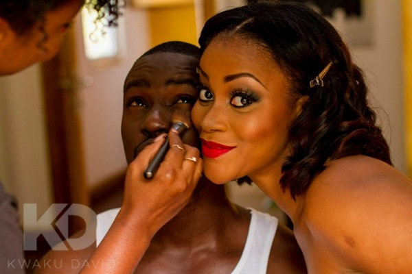 Chris Attoh Damilola Adegbite Wedding LoveweddingsNG22