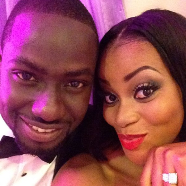 Chris Attoh Damilola Adegbite Wedding Pictures LoveweddingsNG1