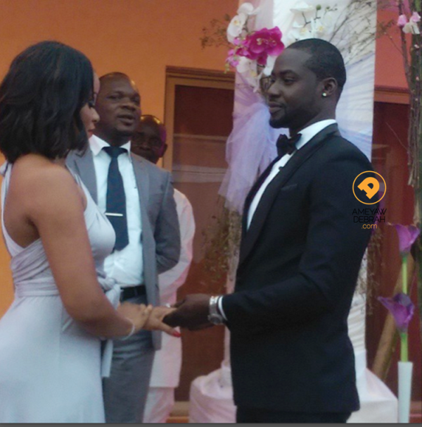 Chris Attoh Damilola Adegbite Wedding Pictures LoveweddingsNG2