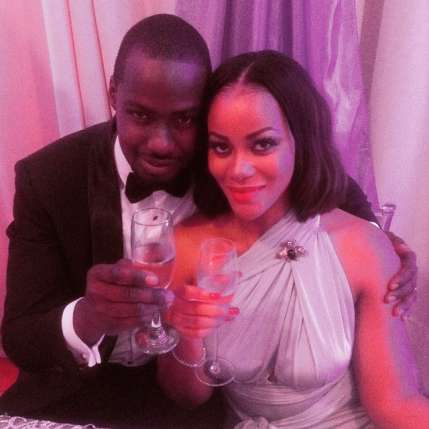 Chris Attoh Damilola Adegbite Wedding Pictures LoveweddingsNG4