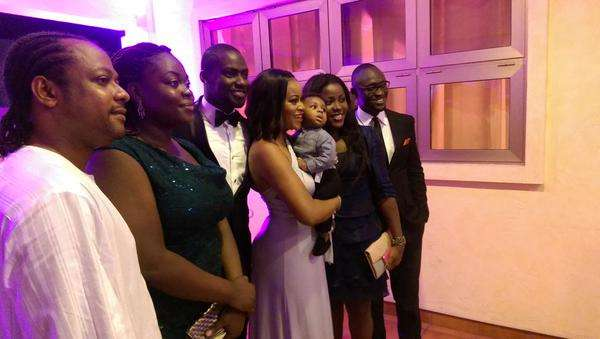 Chris Attoh Damilola Adegbite Wedding Pictures LoveweddingsNG5