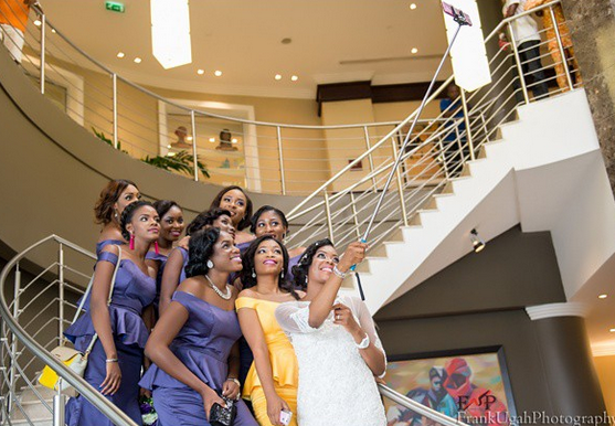 Innoson Motors Wedding - Lynda and Emeka LoveweddingsNG