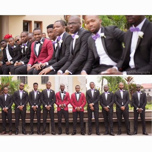 Innoson Motors Wedding - Lynda and Emeka LoveweddingsNG12