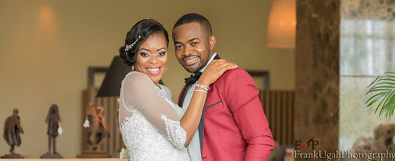 Innoson Motors Wedding - Lynda and Emeka LoveweddingsNG2