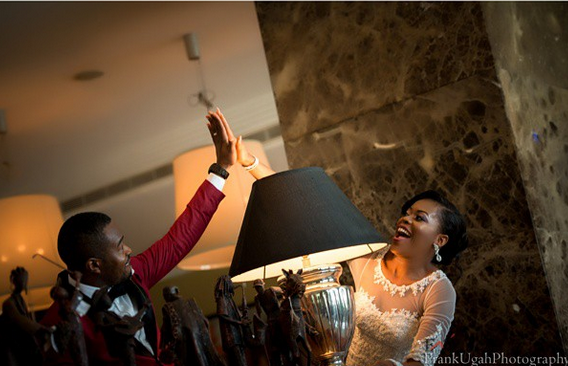Innoson Motors Wedding - Lynda and Emeka LoveweddingsNG3