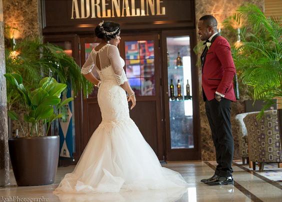 Innoson Motors Wedding - Lynda and Emeka LoveweddingsNG4