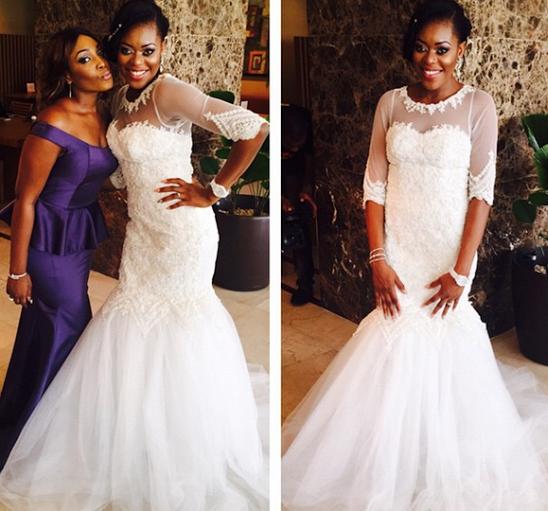 Innoson Motors Wedding - Lynda and Emeka LoveweddingsNG8
