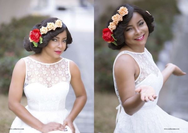 Linda Ejiofor Cedar Magazine LoveweddingsNG2