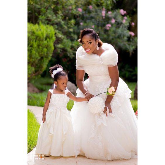 Little Children at Nigerian Weddings FFX Photography LoveWeddingsNG