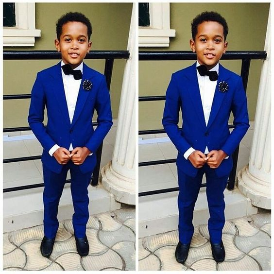 Little Children at Nigerian Weddings Inspiration LoveWeddingsNG