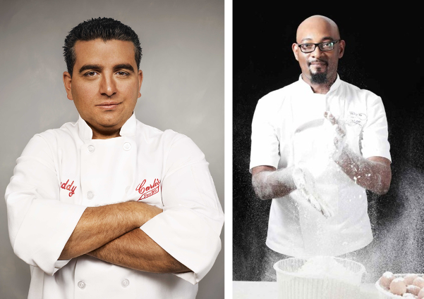 LoveweddingsNG 5 Minutes With Buddy Valastro and Tosan Jemide