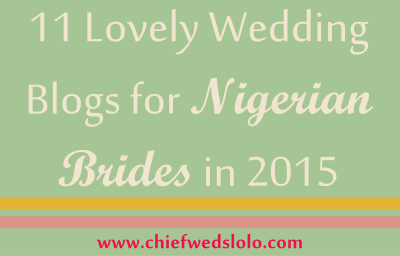 LoveweddingsNG Chief Weds Lolo Nigerian Wedding Blogs