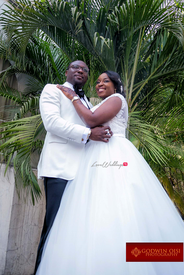 LoveweddingsNG Mope and Femi White Wedding Godwin Oisi Photography15