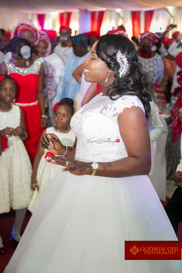 LoveweddingsNG Mope and Femi White Wedding Godwin Oisi Photography25