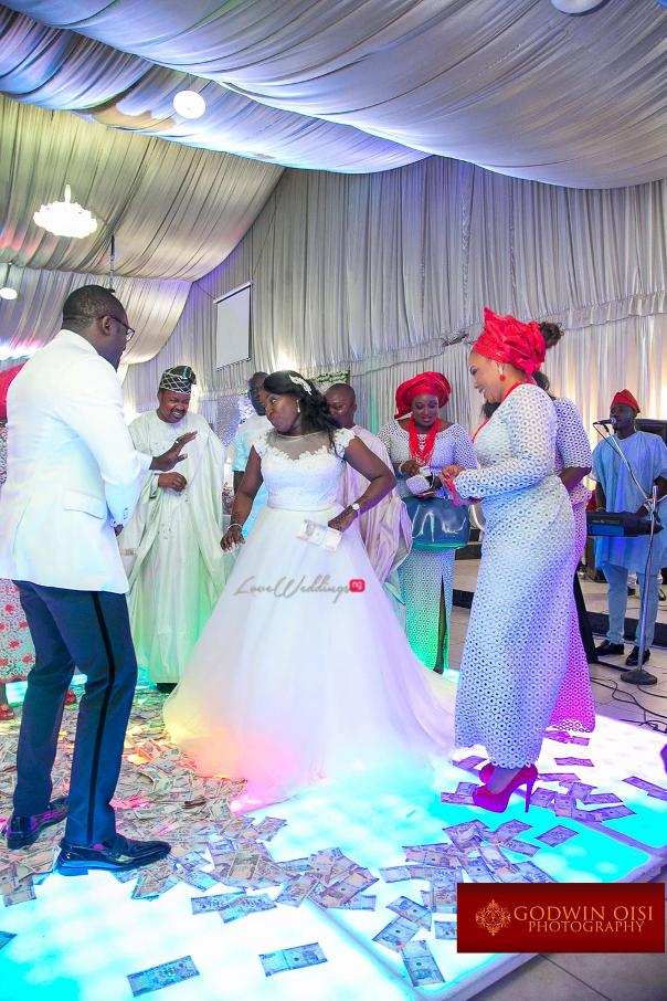 LoveweddingsNG Mope and Femi White Wedding Godwin Oisi Photography43