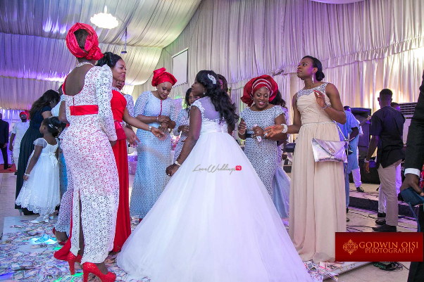LoveweddingsNG Mope and Femi White Wedding Godwin Oisi Photography48