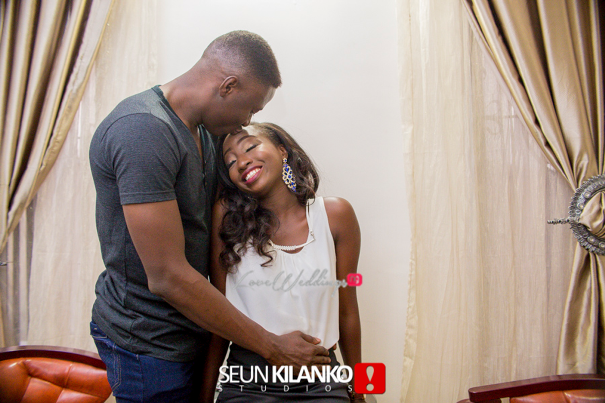 LoveweddingsNG Prewedding Funmi and Tope Seun Kilanko Studios9