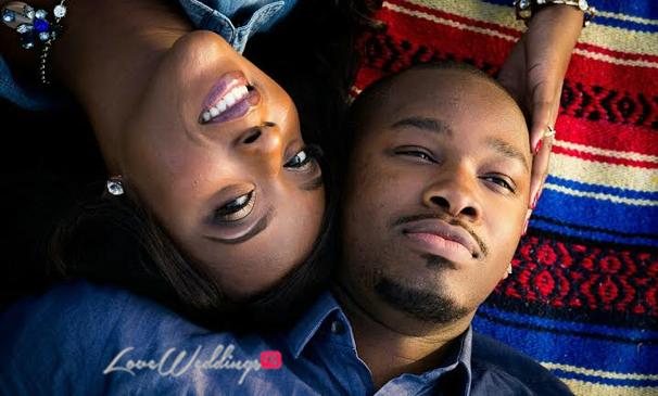 LoveweddingsNG presents an 'American/Nigerian Love Story' – Joanne & Chris