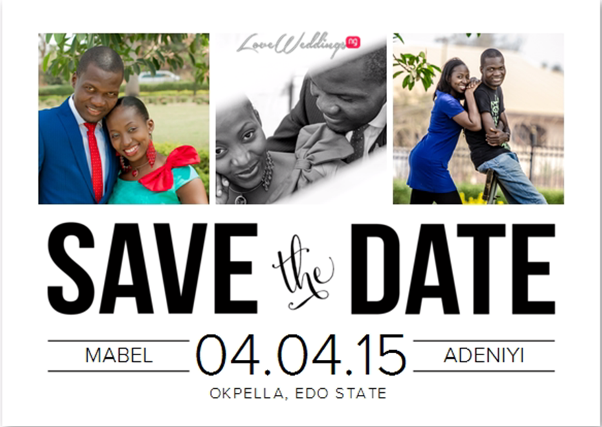 LoveweddingsNG Prewedding Mabel and Adeniyi