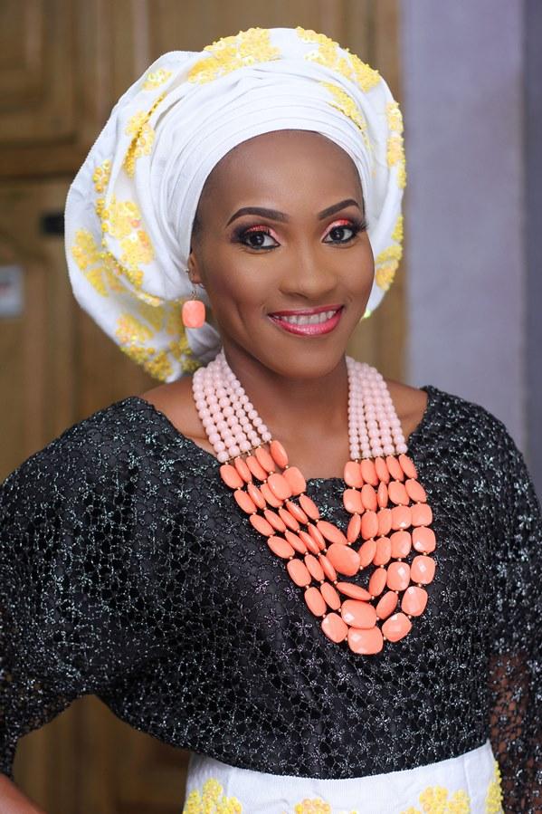 Nigerian Bridal Inspiration - Makeup by Ashabee LoveweddingsNG6