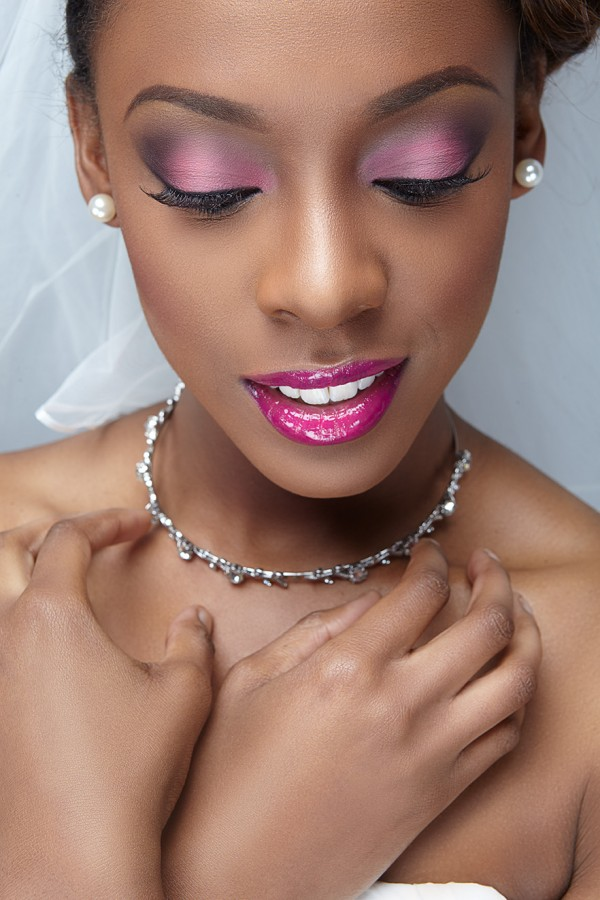 Nigerian Bridal Inspiration - MakeupbyTBI LoveweddingsNG1
