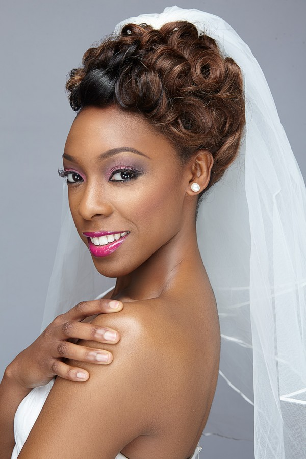Nigerian Bridal Inspiration - MakeupbyTBI LoveweddingsNG2