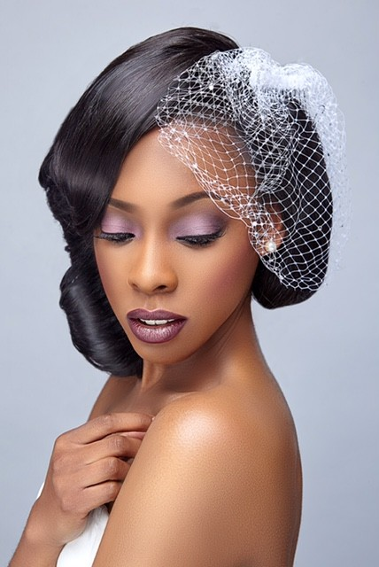 Nigerian Bridal Inspiration - MakeupbyTBI LoveweddingsNG4