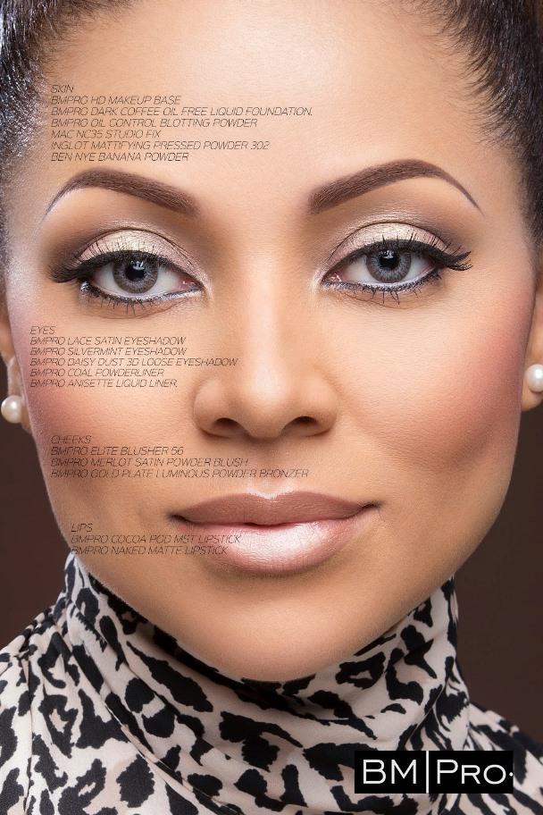 Nigerian bridal Makeup - Lola Omotayo Okoye BMPro LoveweddingsNG1